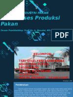 PPT- Alur Proses Produksi Pakan (TERRY SELVY)
