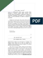 Heirs of Magdaleno Ypon vs. Ricaforte, 700 SCRA 778 , July 08, 2013