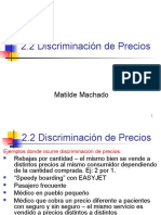2.2.Discriminaciondeprecios