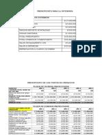 Presupuesto Para La Inversion
