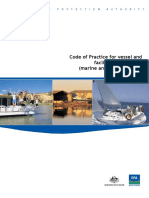 Code of Practice for vessel and facility management (marine and inland waters)