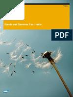 SAP Solution Proposal GST