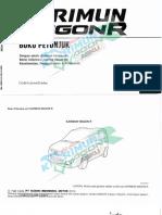 Karimun Wagon R - Buku Petunjuk [Bahasa Indonesia] AAKWR
