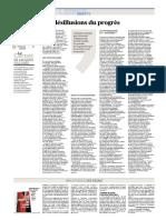 Jacques Julliard Les Désillusions du Progrès Figaro 2017 02 06