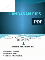 Landasan Pips