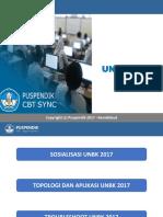 Sosialisasi Dan Teknis UNBK 2017