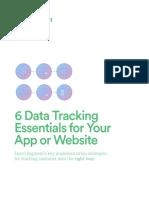 Data Tracking Essentials