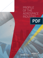 Profile of the Aerospace Industry in Greater Montreal