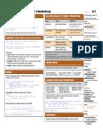 YUI Calendar & CalendarGroup Cheat Sheet v2.9