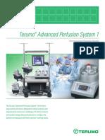 Terumo Advanced Perfusion System 1