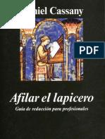 Cassany Daniel - Afilar El Lapicero.pdf