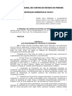 Instrução Normativa n. 89_2013 TCEPR