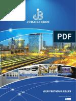 JB Products Portfolio
