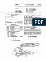 Apparatus for Separating Agricultural Procedure From Spurious Matter PATENT