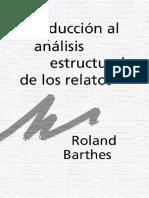 Roland_Barthes análisis estructural de relatos.pdf