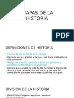 3. Etapas de la Historia (2).ppt
