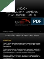 Clase 16 -Localizacion de Plantas Industriales