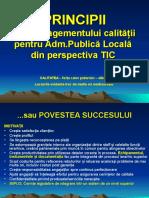 Sistemele de Management Al Calitatii