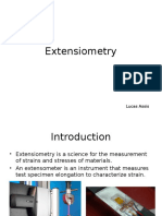 Vortrag - Extensiometry - LA