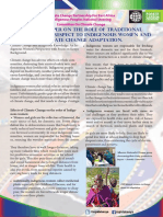 mpidos gender position paper  on climate change for africa
