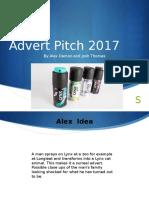 advert pitch 1