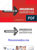 Decisiones en Urgencias Pediatricas