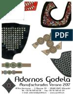 GODELA - Manufacturas Verano 2017