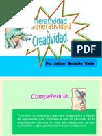 Generatividad y Creatividad