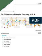 BPC 10.0 Planning Scenarios