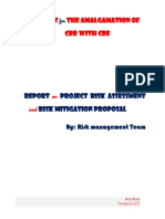 Project Risk Assessment and Risk Mitigation Proposal v.7.1