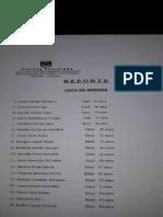 Lista de fallecidos y heridos en accidente en El Sillar (6/2/2017)