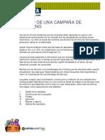 Diseño de Una Campaña E-mailing