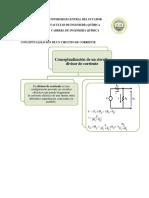 Circuito Divisor de Corriente Eléctrica en Corriente Continua-iq