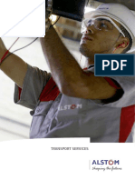 Transport Services (Alstom)- Catalogue - English