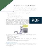 Instalación y Configuracion Del Router Linksys Manualmente