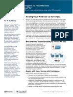 CloudLink SecureVM for VCloud-Air SB