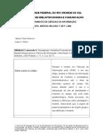 Paradigmas e Modelos - Renault