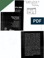 Quiroga - Politica en Tiempos Dictadura y Democracia