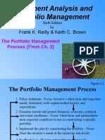 Portfolio Management Process[Condensed]