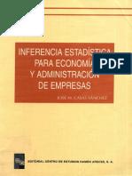 Sanches Jose - Inferencia Estadistica para Economia y Administracion de Empresas.pdf