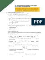Ejercicios de Producto Interno y Transformacion Lineal