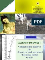 Blok 2.3 2010 Child Allergy