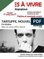 Tartuffe, mise en scène d'Eric Massé