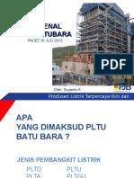 2. Pengantar Pengenalan PLTU Batubara