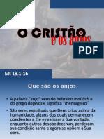 O Cristão e Os Anjos