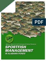 Alabama Pond Book