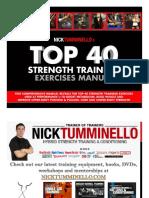 Performance U's - Top 40 Exercises.pdf