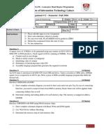 EEE342 Assignment 2