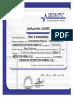 Certificado_elmer a. Lizana Quispe_curso Taller Pat Online 29mayo2016_v3.0