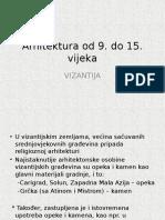 Arhitektura od 9. do 15. vijeka.pptx